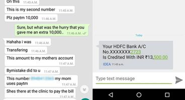 Pune woman's shocking Facebook post alerting about fraudsters on Internet is going viral - Cyber security news