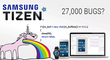 Researcher Claims Samsung's Tizen OS is Poorly Programmed; Contains 27,000 Bugs! - Cyber security news
