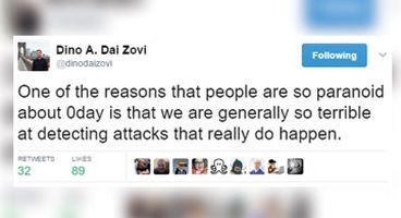 Interesting Tweet :