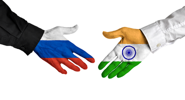India Eyes Russia As It Makes First Move on Cyber Geopolitics
