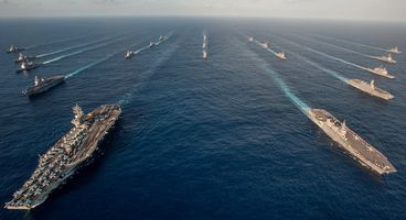 The Great Cyber Game in South China Sea - Cyber security news