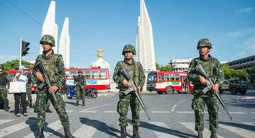 Thailand Army Denies Purchasing Devices to Hack Data