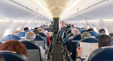 Travelers Warned about Lack Of Security with In-Flight Wi-Fi - Cyber security news