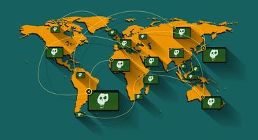 Did you know? There are real time maps that show cyber attacks in action - Cyber security news