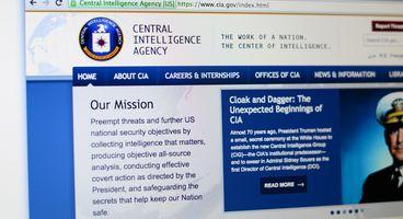 Those Intel Agencies that See Something Should Say Something