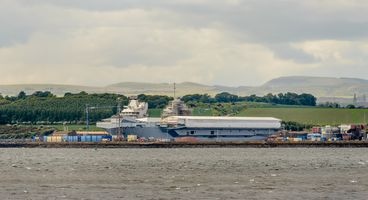 UK: Royal Navy's HMS Queen Elizabeth Could be Vulnerable to Cyber-attack - Cyber security news