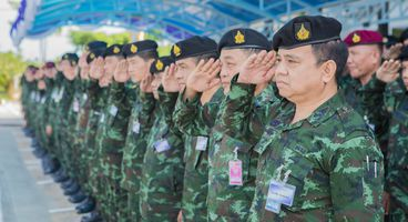 Army of Thailand Hits Back on Facebook