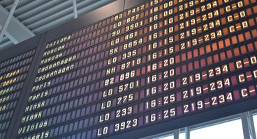 Booking Codes Leaked at Airport Boarding Gate Display; Passenger Data at Risk