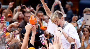 Miley Cyrus: The Latest Star Targeted in a Nude Photo Hacking
