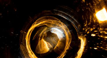Fusing Twisted Light and Plasmons Could Supercharge Data Storage