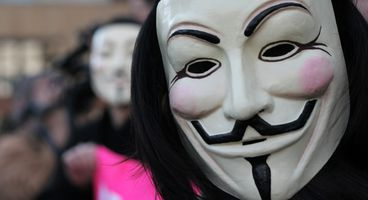 Anonymous Hackers Hijack Russian Government Website, Issuing 'Last Warning' - Cyber security news
