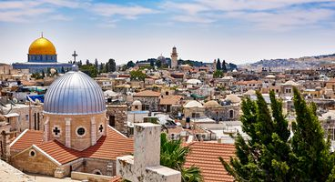 Hackers scrawl 'Jerusalem is capital of Palestine' across many Israeli web pages - Cyber security news