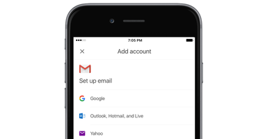 Gmail iOS app trialling access to third-party email accounts in beta program - Network Security Articles