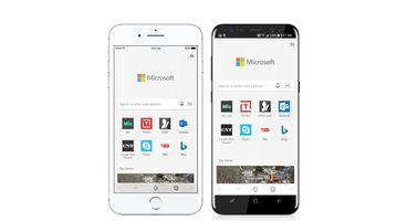 Microsoft releases Edge browser for iPhone & iPad with roaming password, dark theme additions