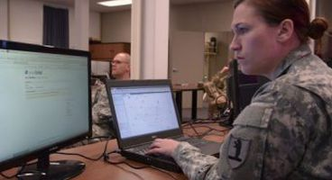 From historian to cyber expert: Soldier takes on a new career in cyber intelligence - Cyber security news