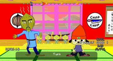 """Hackers find """"official,"""" usable PSP emulator hidden in PS4's PaRappa"""