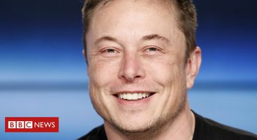 Elon Musk targeted in crypto-cash scam