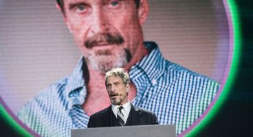 Security guru McAfee says he was hacked - Cyber security news