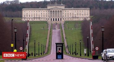 Stormont emails hit by cyber-attack