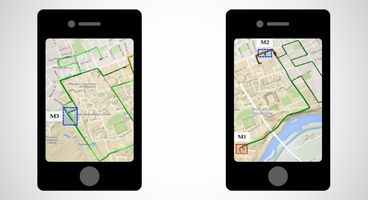 Apps Can Track Users Even When GPS Is Turned Off