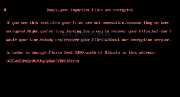 The Week in Ransomware - March 30th 2018 - Mostly Small Variants - Cyber security news