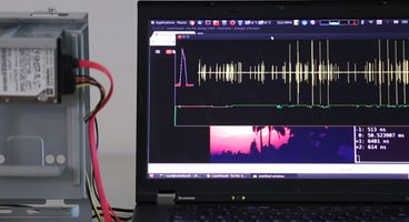 Researcher Turns HDD Into Rudimentary Microphone - Cyber security news