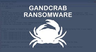 GandCrab Ransomware Being Distributed Via Malspam Disguised as Receipts - Cyber security news