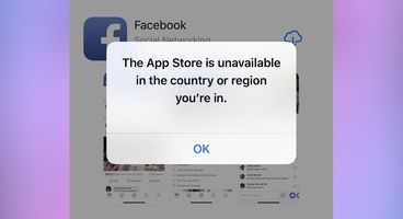 Apple Bans Iran from the App Store