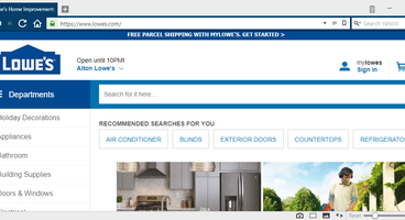 Couple Accused of Using Lowes Website Flaw to Steal Expensive Goods