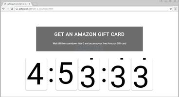 Sites Promoting Free Amazon Gift Cards Don't Deliver What Your Expecting - Cyber security news