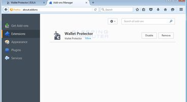 Remove the Wallet Protector Firefox Extension - Cyber security news