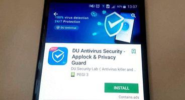 Chinese Mobile Antivirus App Caught Siphoning User Data