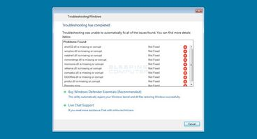 Fake Windows Troubleshooting Support Scam Uploads Screenshots & Uses Paypal - Cyber security news
