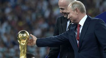 Russia targeted by almost 25 million cyber-attacks during World Cup: Putin - Cyber security news