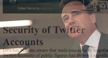 Australian Politicians Have Been Warned Their Twitter Accounts Might Be Targeted For Hacking