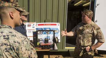 Why the military needs to take 3-D printer cybersecurity seriously