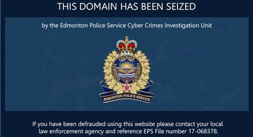 Edmonton police seize website's .CA domain in online fraud probe - Cyber security news