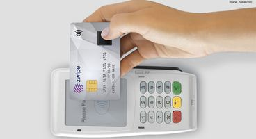 Credit card security courtesy of your body