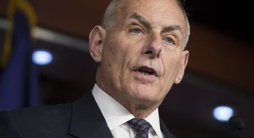 John Kelly's personal email account was reportedly hacked