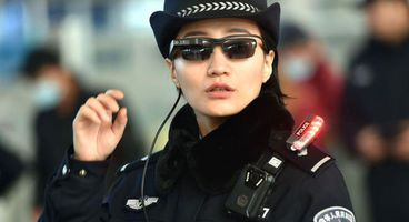 Chinese police literally use 'Skynet' surveillance system