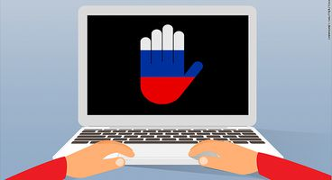 Russia bans VPNs to stop users from looking at censored sites