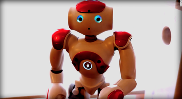 Ransomware experiment shows the dangers of hacking robots - Computer Security Threats