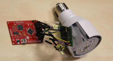 Hacking into Internet Connected Light Bulbs | Context Information Security - Internet of Things Security (ioT) News