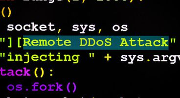 Another massive DDoS internet blackout could be coming your way