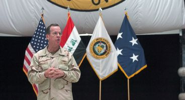 Adm. Mike Mullen: Cyber Command should be empowered to go on offensive