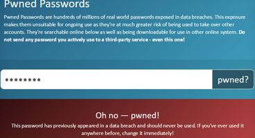 Need a new password? Don't choose one of these 306 million - Cyber security news