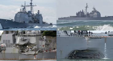 Navy using Asia collisions to refine tactics for potential cyber attacks