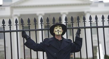 Anonymous targets Trump by doxxing GOP