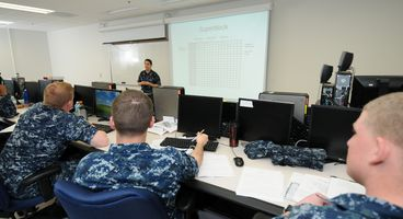 Navy applies a layered defense approach in cyberspace