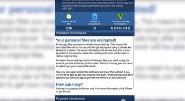 DoubleLocker is a dangerous, yet innovative Android ransomware that changes the unlock code on your device
